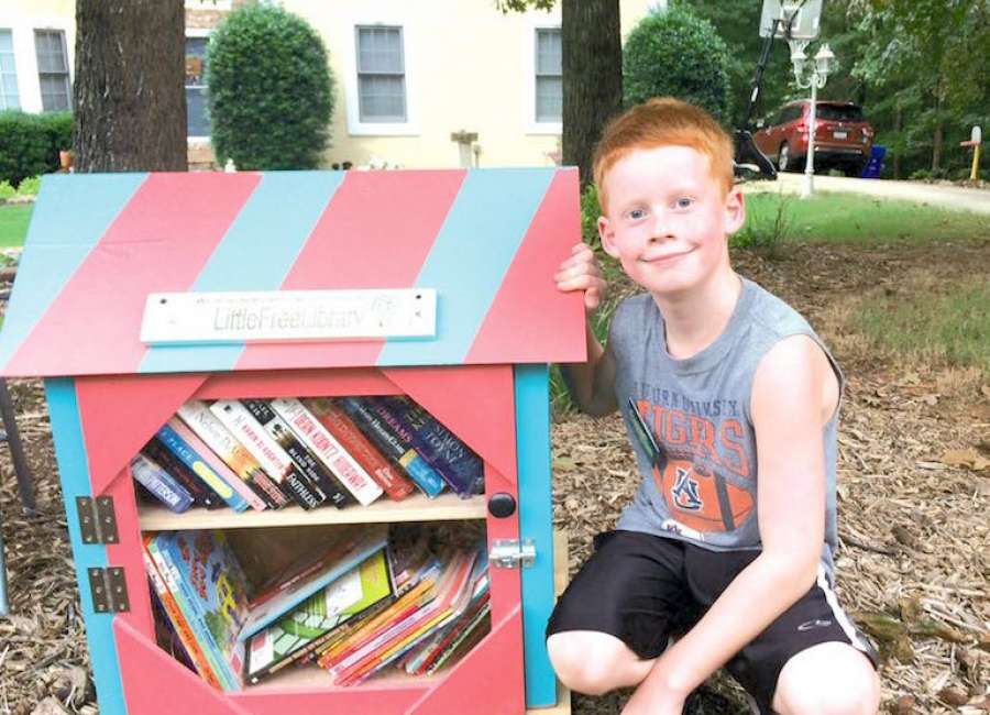 Little Free Library established in Sharpsburg