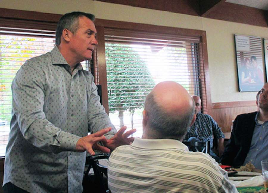 ​Evangelist plans 2016 crusade with local church leaders