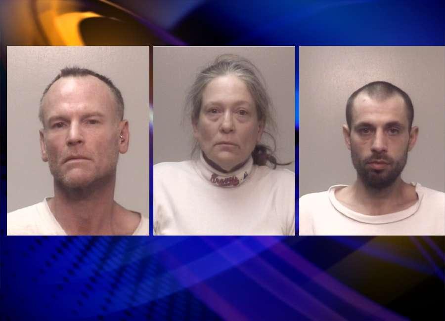 3 arrested after senior thwarts home invasion