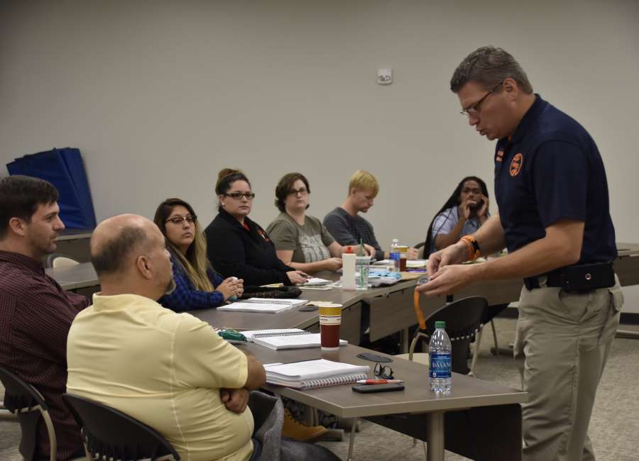 CERT training for the deaf makes history in Georgia