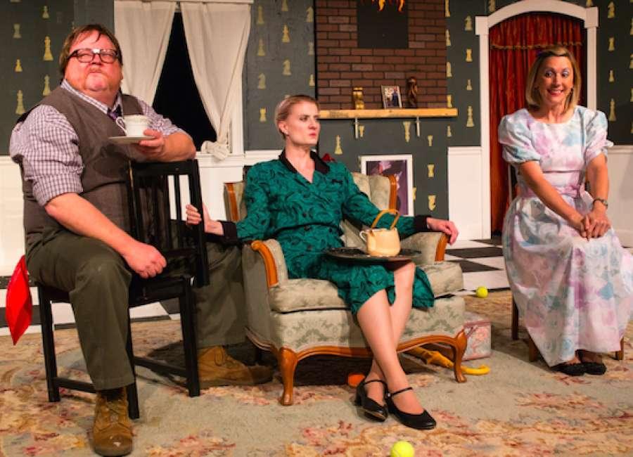 'Farndale' ladies at it again in murder mystery