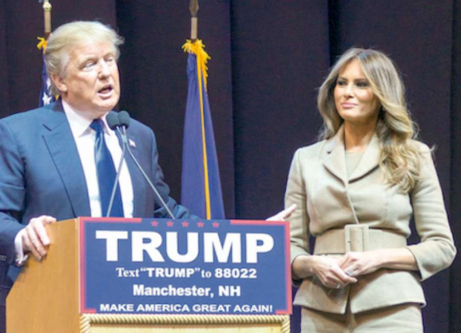 Melania Trump's delay in moving to White House has precedent