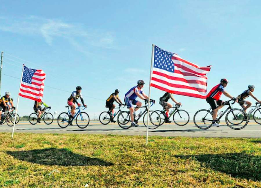 Newnan welcomes Ride 2 Recovery program
