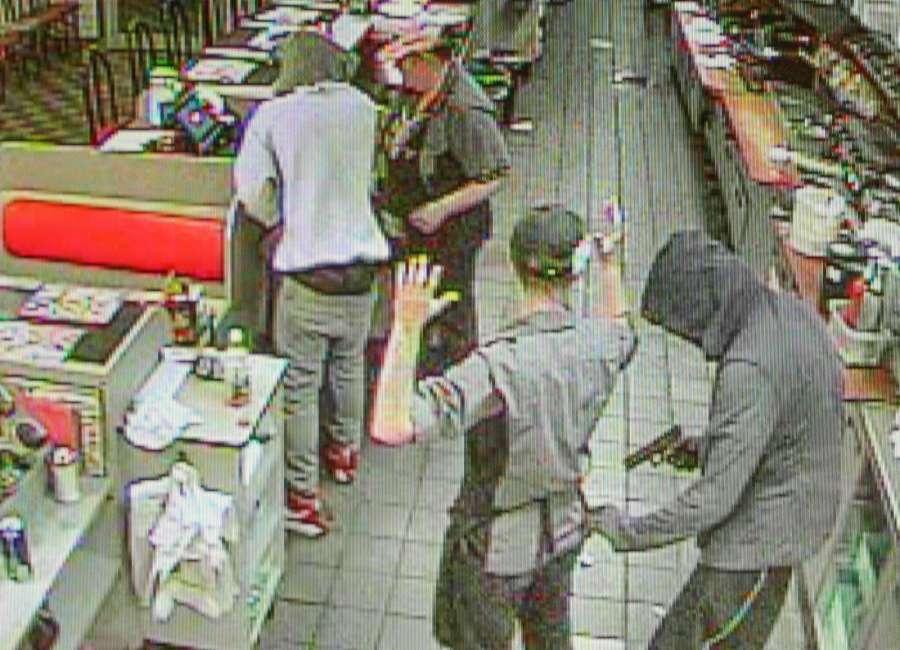 Robbers hit Hwy 154 Waffle House...again