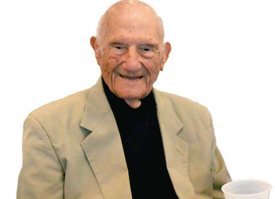 Rotelli, Coweta's oldest man, dead at 107