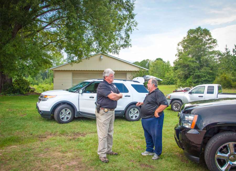 Senior fights for life after home invasion