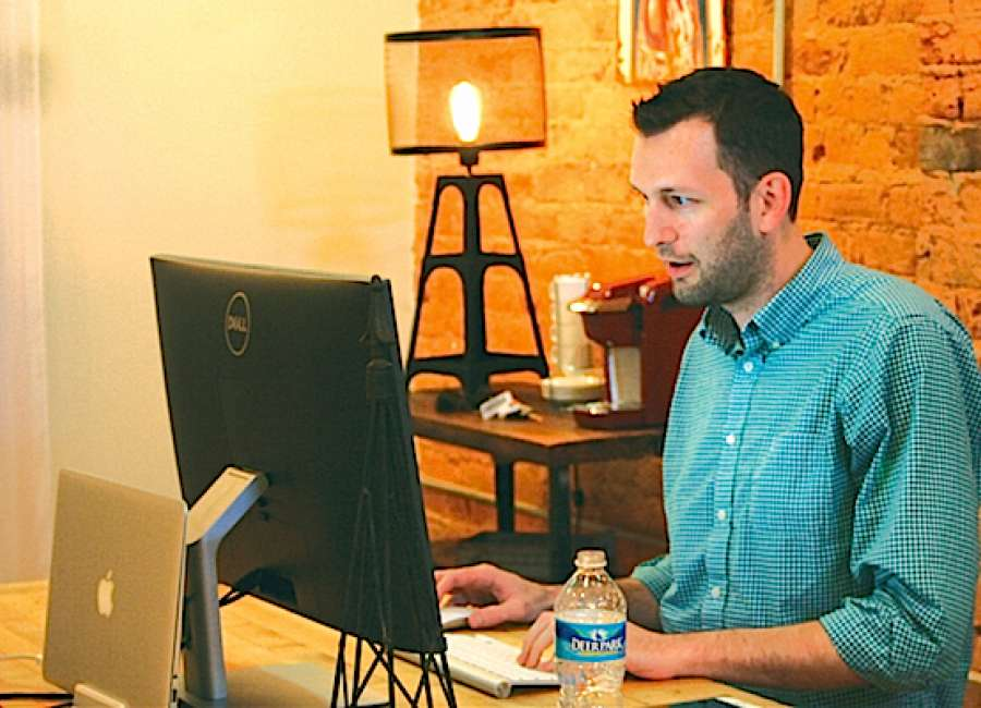 Telecommuting on the rise in Newnan