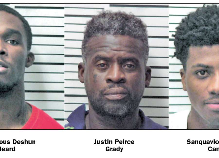 Three arrested in attack on Lone Oak woman