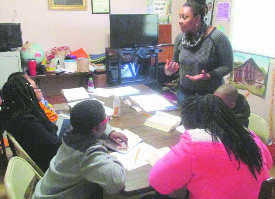 Winter VBS provides supplies, gospel