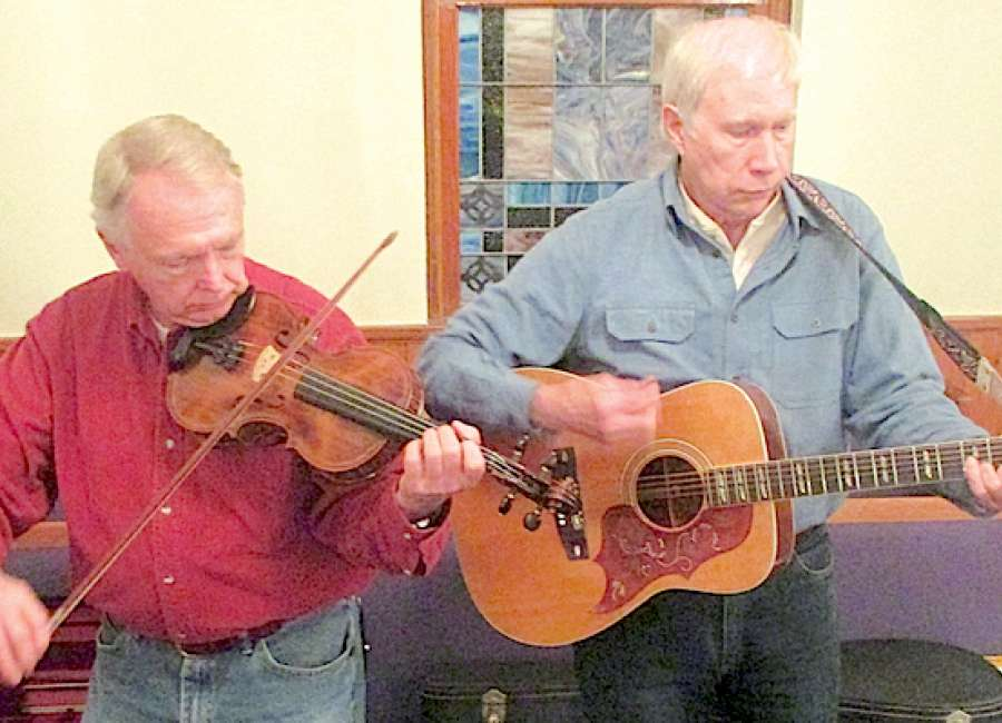 Bluegrass, spaghetti fundraiser set for Jan. 21