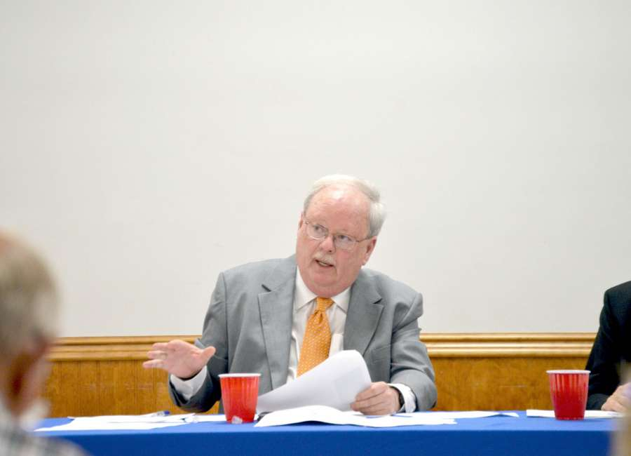 School board reviews proposed budget