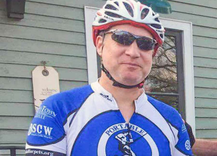 Cyclist injured by angry driver