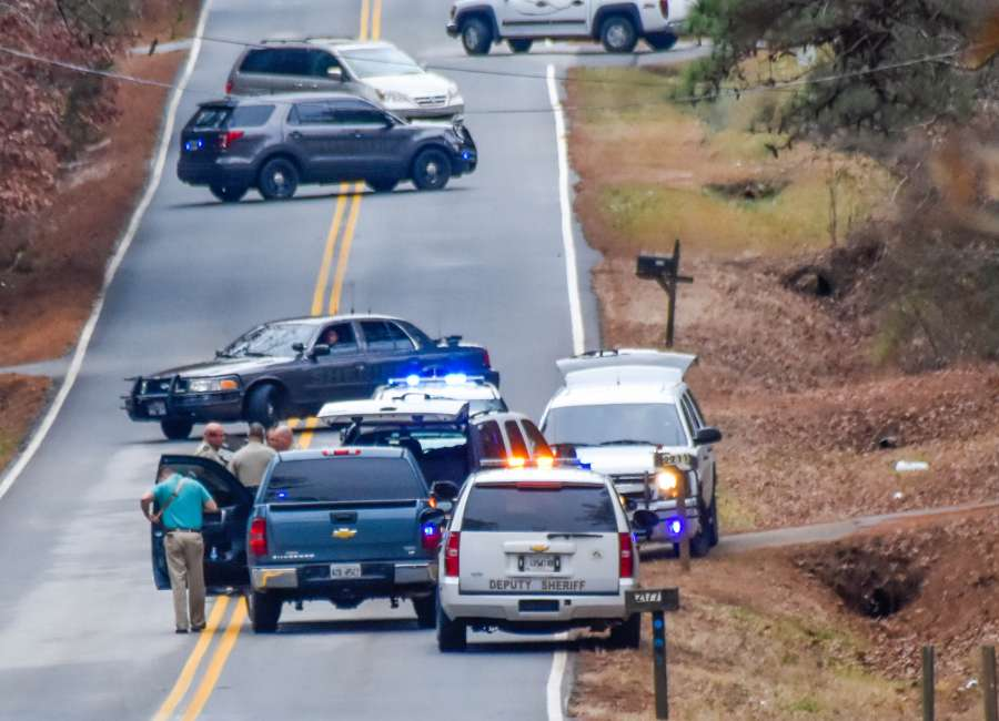 Scamster sends SWAT squad to Smokey Road