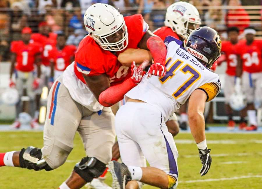 UWG's Harrison selected to play in Senior Bowl all-star game