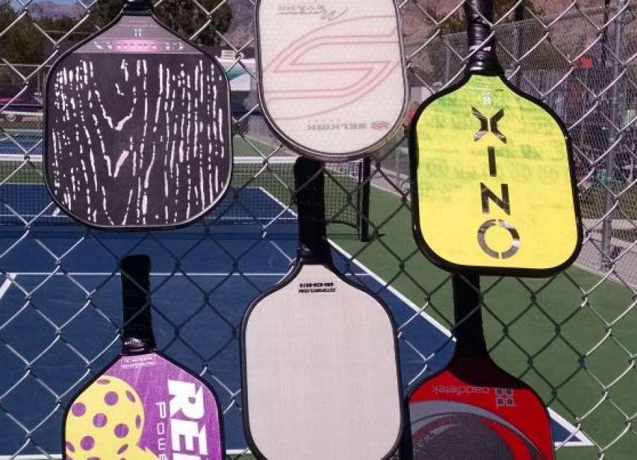 Pickleball gaining popularity with Coweta tennis players