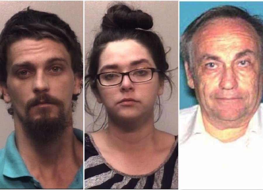 'Caretaker' couple facing murder charges in death of elderly man