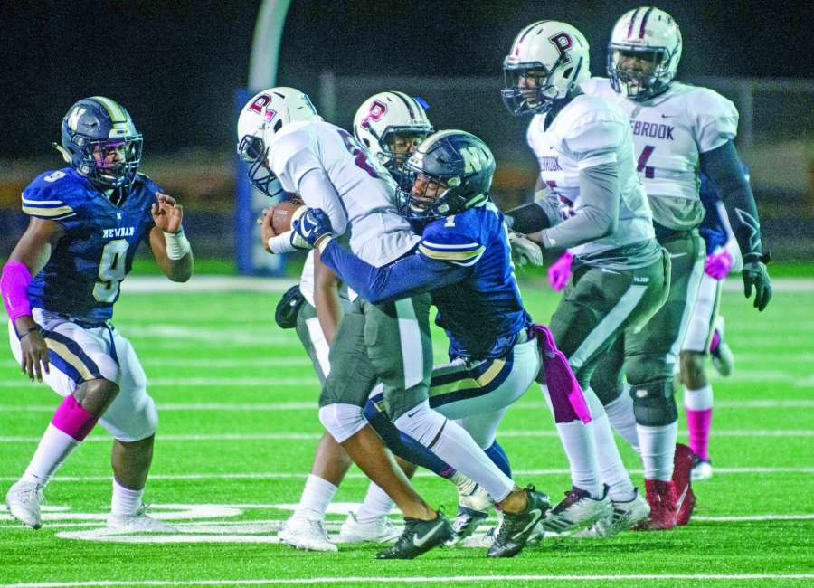 Cougars can lock down second place with win over EC