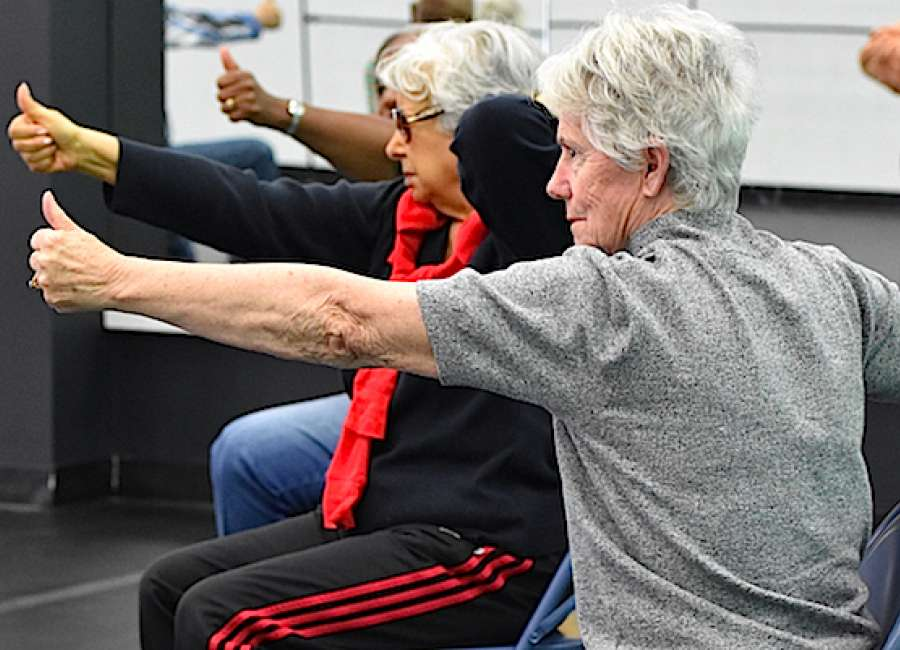 Dance program aims to slow effects of Parkinson's disease