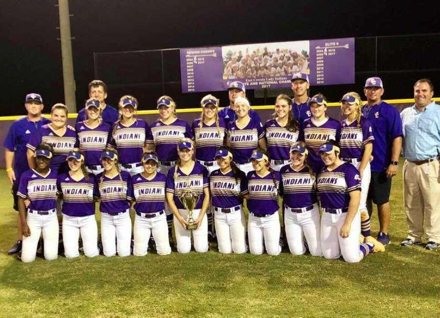 East Coweta wins 13th region softball title