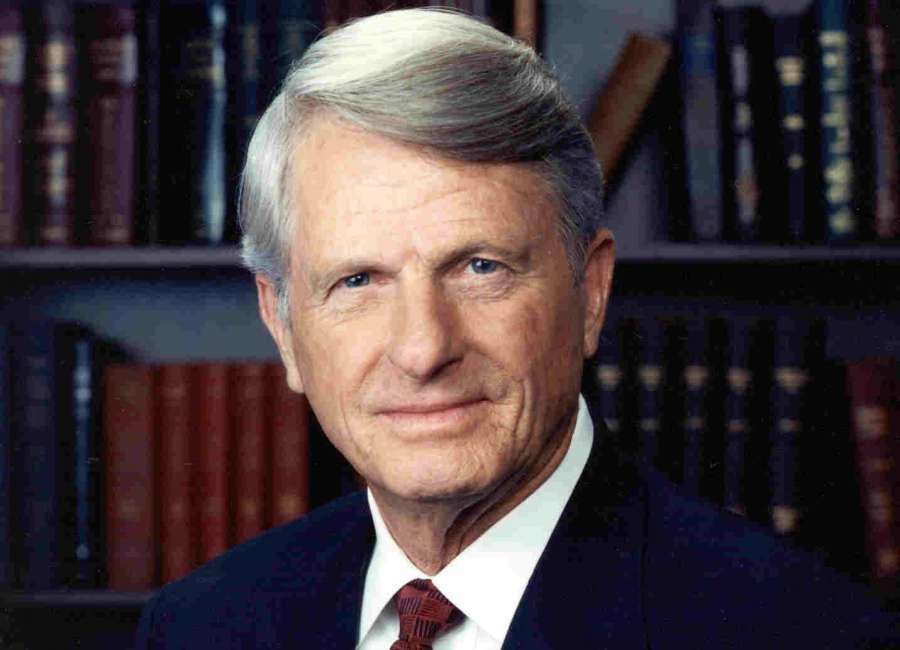 Former US Sen. Zell Miller dies; he was 2-term governor