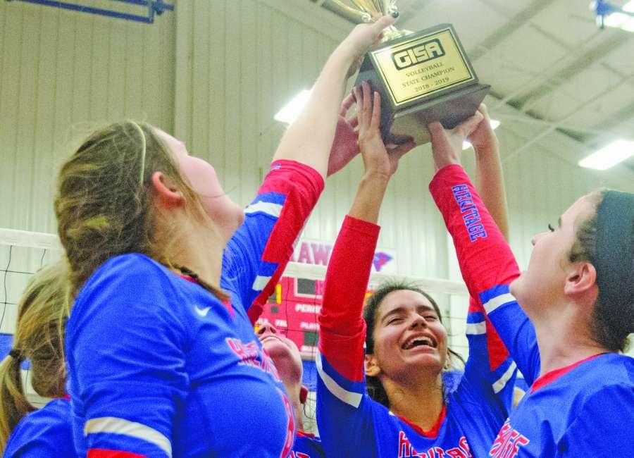 Heritage wins GISA title again