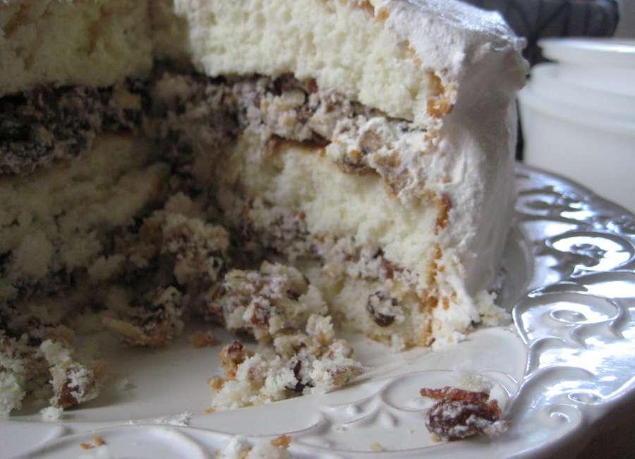 Lady Baltimore cake legend centers around Rhett's aunt