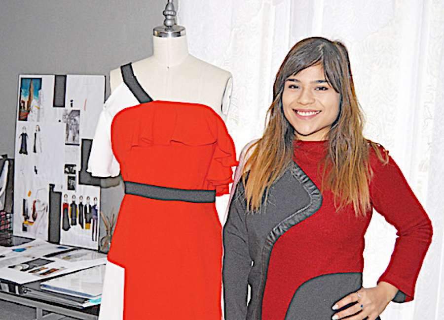 Local Designer S Clothing Line Showcased By Belk The Newnan Times Herald