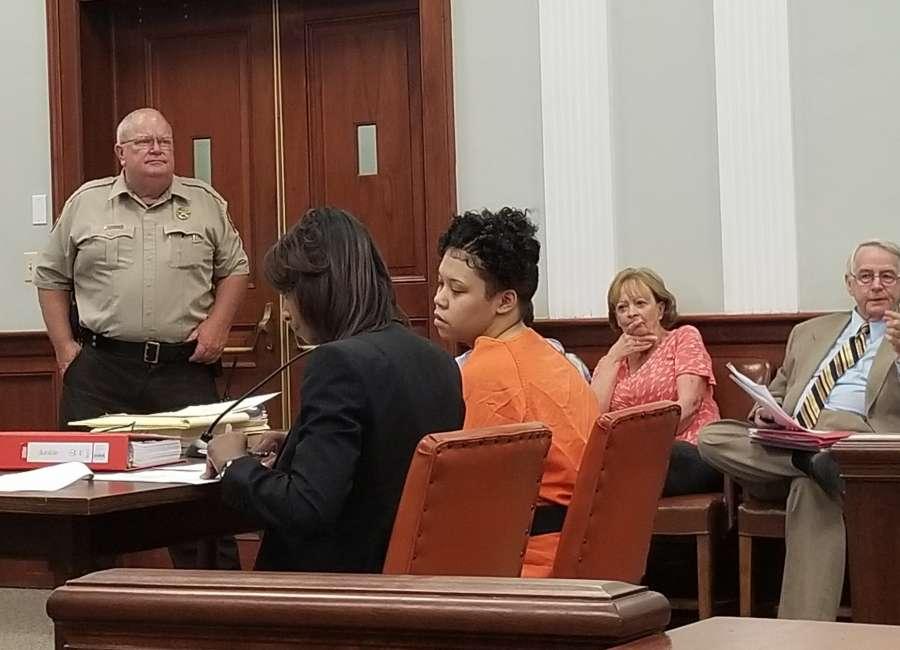 Mina Ellery gets life plus sentence for Dot Dow murder