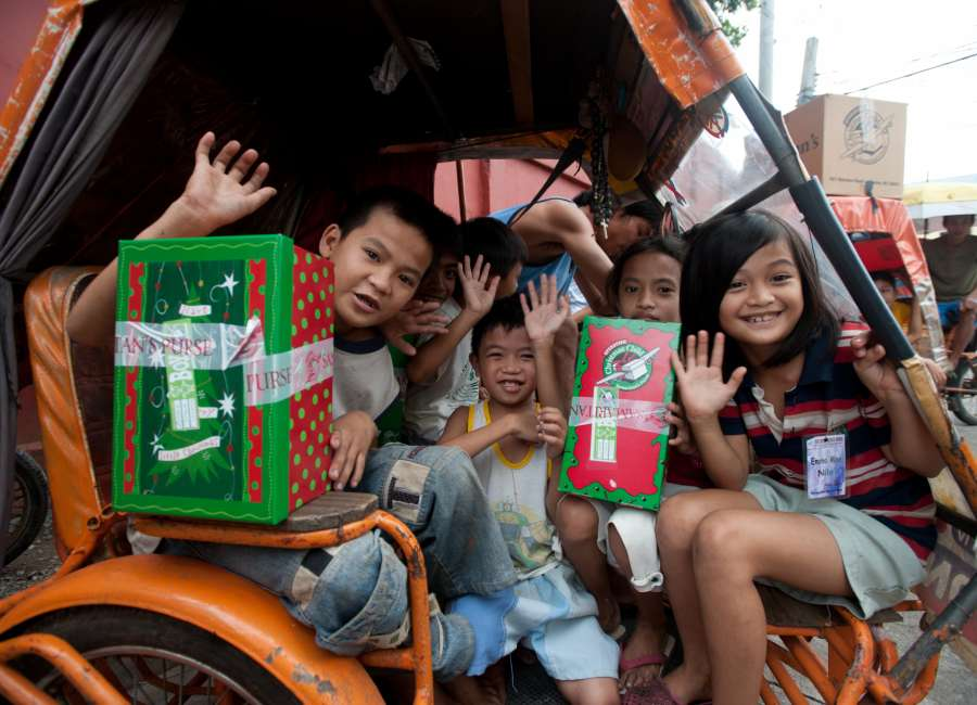 Christmas Operation Child.Operation Christmas Child Aiming For 20 000 Boxes Locally