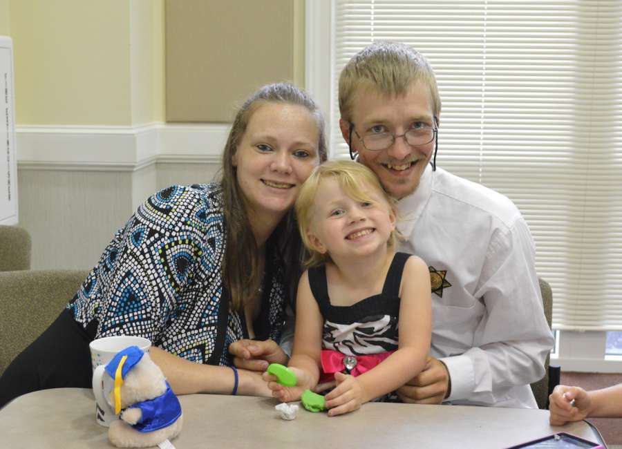 Parents, children back together thanks to Family Treatment Court