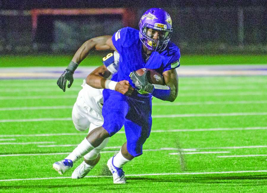 Resilient Indians have crack at payback vs. Newnan
