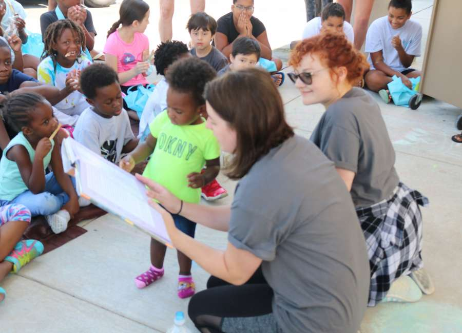 Ruth Hill Elementary reading doesn't stop