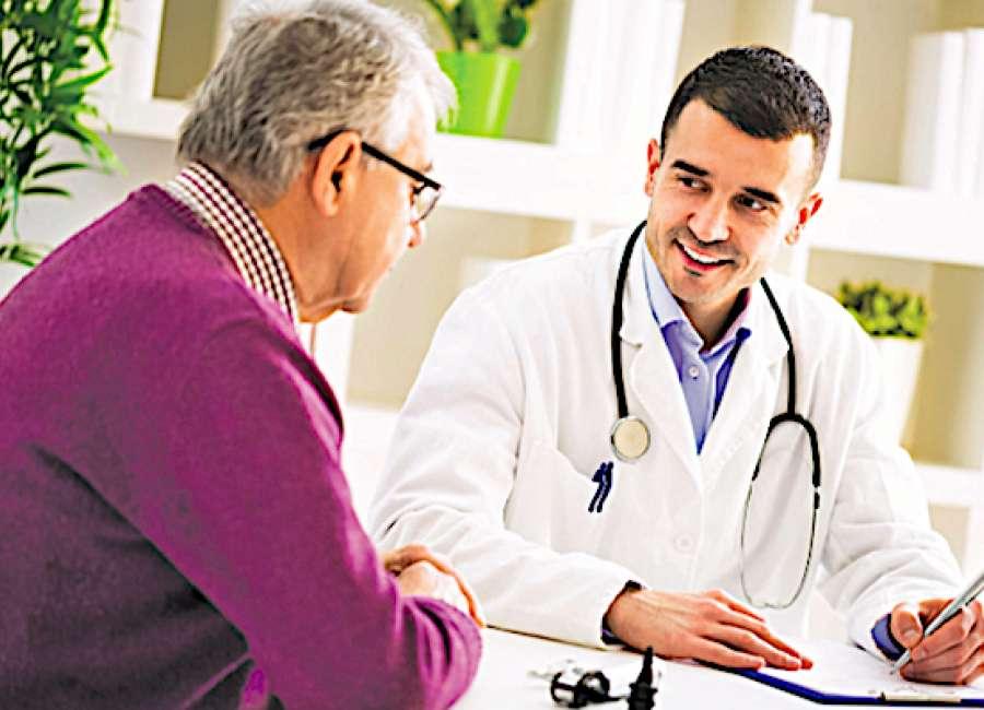 Wellness visits helps seniors develop care plan