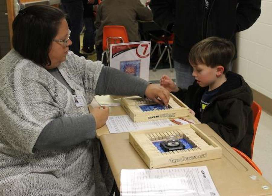 Arnco-Sargent holds 'Mathnasium' for parents and students