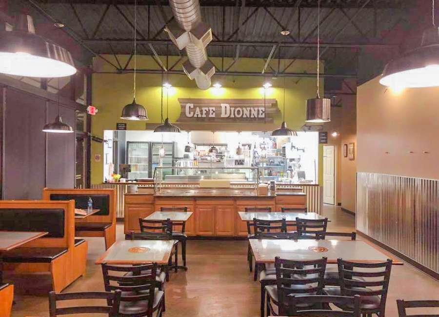 Café Dionne: The best breakfast spot in Coweta County