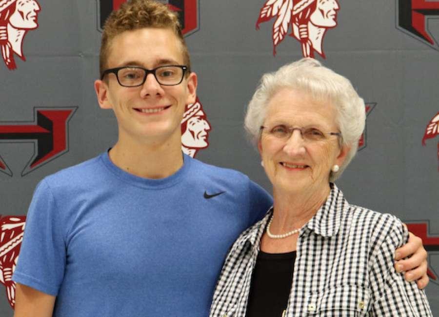 Callahan awarded public safety scholarship