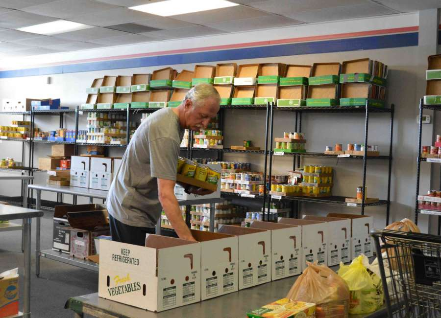 Can-A-Thon in full swing, public donation is Tuesday