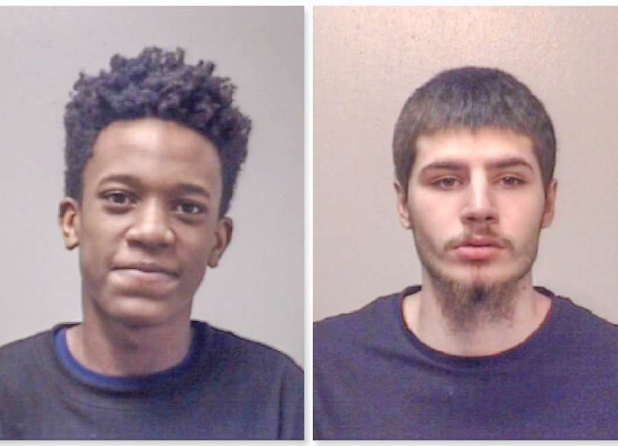 CCSO: Armed robbery suspects forced victim to remove clothes