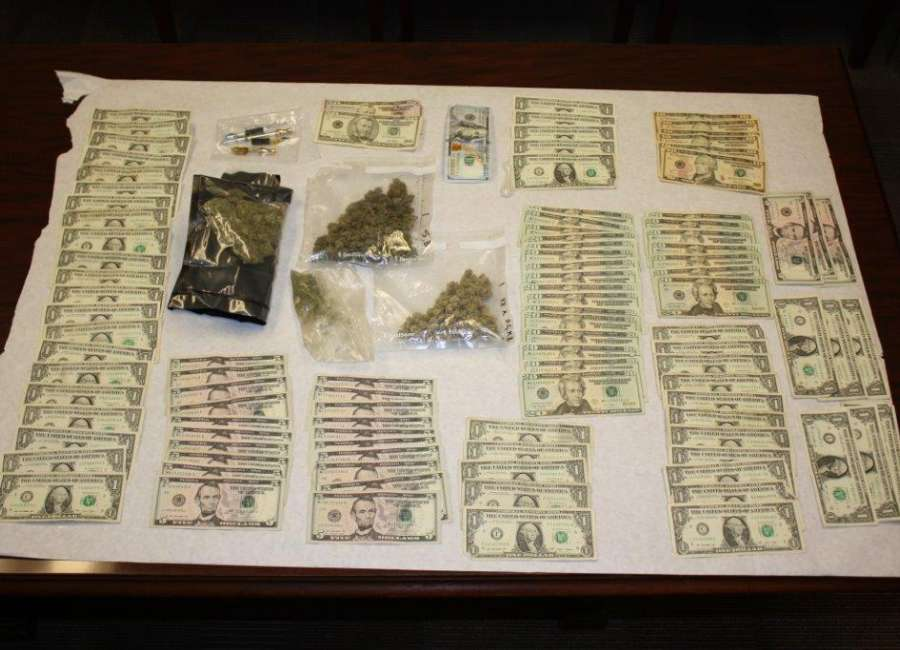 CCSO: heroin, marijuana found in mailed package