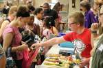 Churches help with back to school