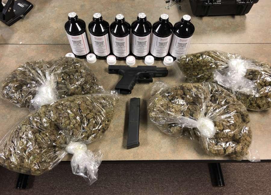 Columbus men held without bond in drug bust