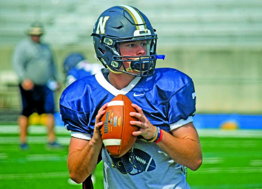 Cougars set to close spring with scrimmage game at Troup tonight