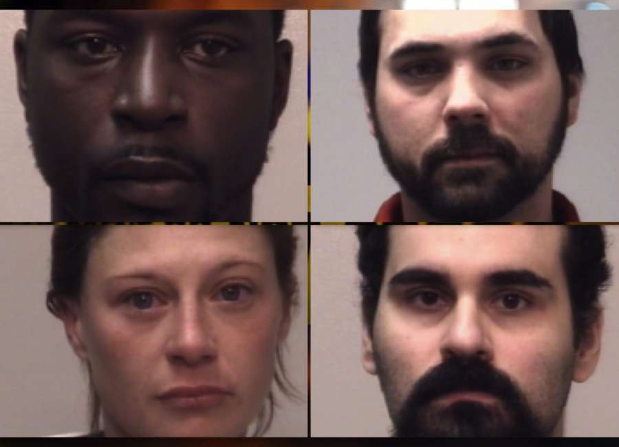 Coweta County grand jury releases indictments