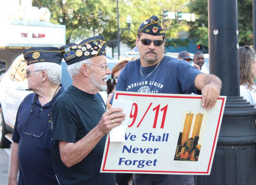 Cowetans honor and remember 9/11 victims