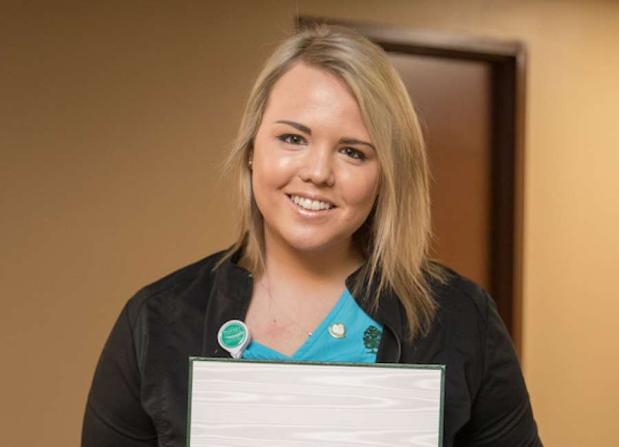 CTCA nurse recognized with DAISY Award