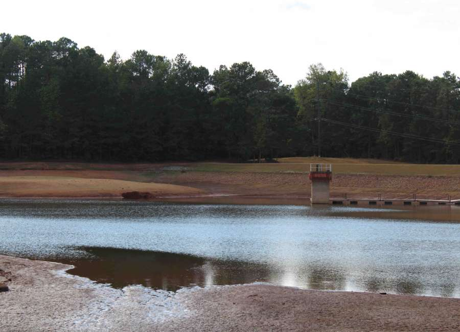 Drought, heat cause Coweta water restrictions