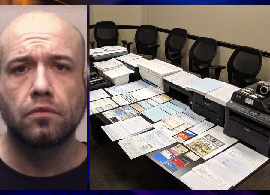 Drug charges lead to ID fraud bust