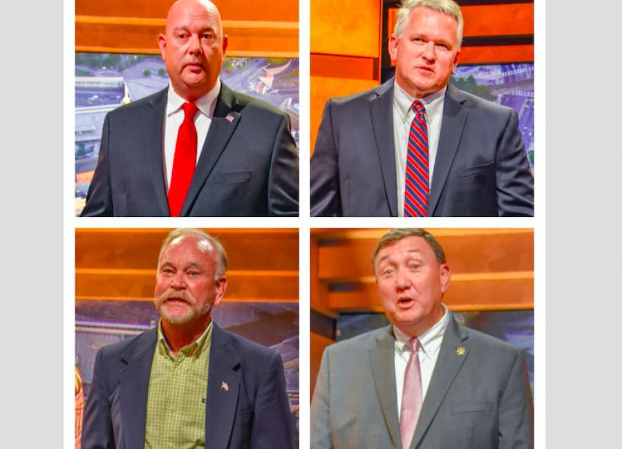 Early voting starts Tuesday for sheriff race