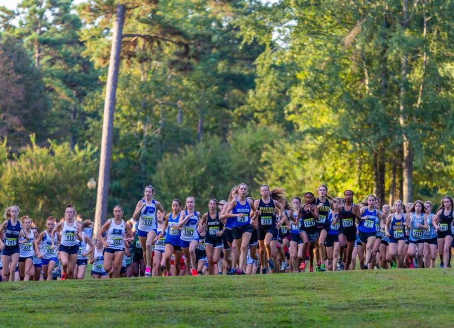East Coweta's Harkabus finishes second at Starr's Mill meet