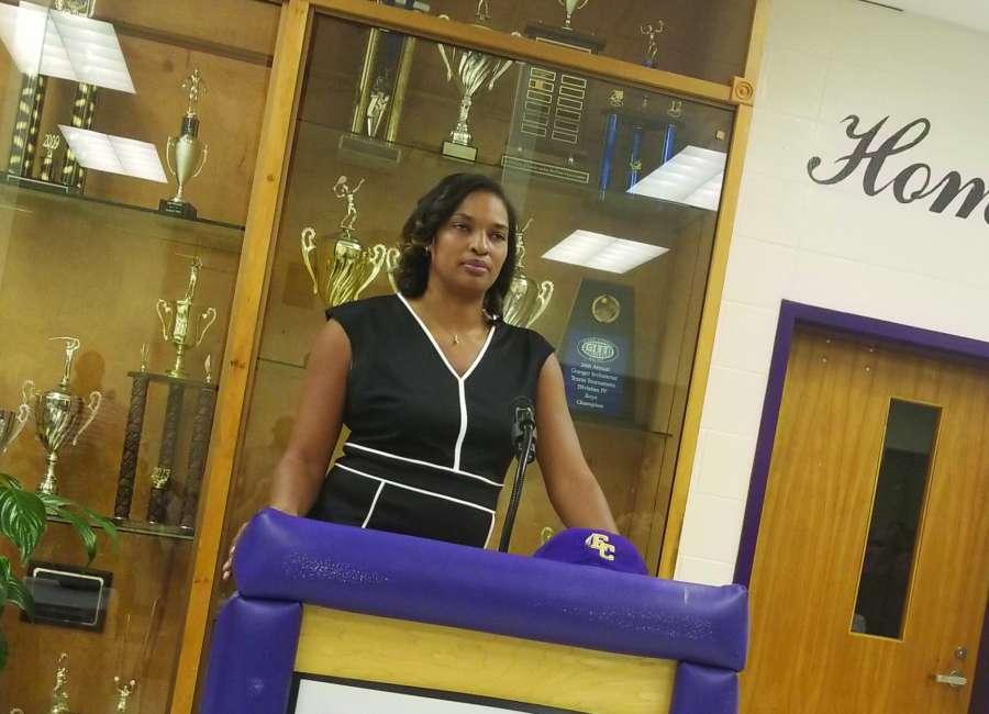 EC names Barnes-Timmons new girls basketball coach